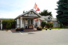 Rosedale Motel Office