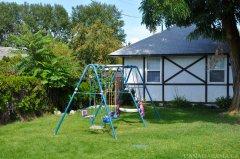 Rosedale Motel Play Area